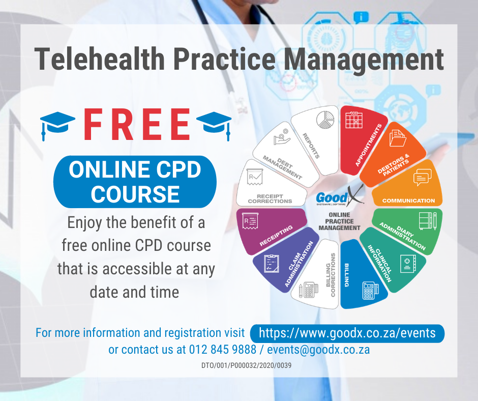 Free Online CPD Course: Telehealth Practice Management